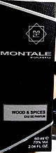 Парфюмированная вода Montale Wood&Spices 60мл (Вуд Спайсес)
