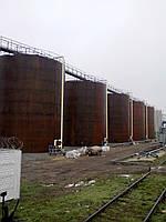 Изготовление и монтаж резервуаров под аммиачную воду