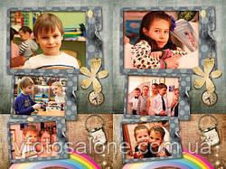 Фотоколлаж на 1 годик в день рождения