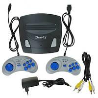 Игровая приставка Dendy Master  подключение к TV + 195 игр.
