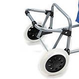 Сумка візок на коліщатках - дорожня сумка на колесах, фото 2