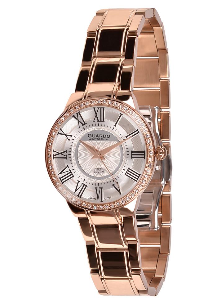 Женские наручные часы Guardo S01248(m) RgW