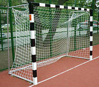 "Сетка для мини-футбола, гандбольная ""ОЛИМП-1 М"" Ячейка 10 см (Ø шнура - 5,5 мм)"