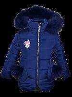 Куртка зимняя девочка 368-01