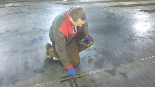 Проверка и ремонт сварных швов