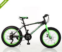 Детский спортивный велосипед 20 дюймов Фетбайк EB20POWER 1.0 S20.2