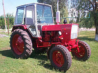 Особенности эксплуатации «трактора ЮМЗ» в зимних условиях и уход за ним.