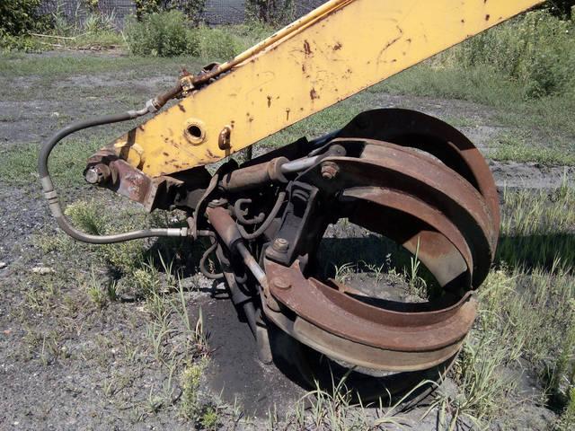 перегружатель для металлолома