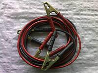 Провода прикуривателя 1,6 метра; 8 мм.кв.400А