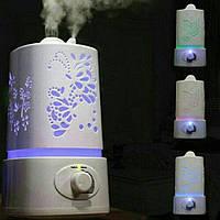 Увлажнитель воздуха с подсветкой - ультразвуковой