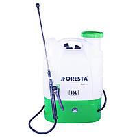 Аккумуляторный опрыскиватель FORESTA BS-16 (2 в 1)