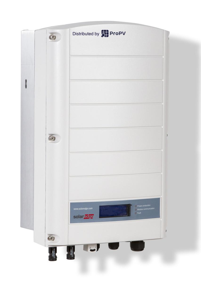 Сетевой инвертор SolarEdge SE5000, 5 кВт 1-фаза