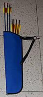 Колчан для стрел (материал - ткань) MHR /66-51