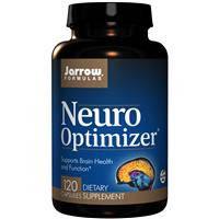 Оптимизатор нервной системы, Jarrow Formulas,  Аминокислоты и Цитиколин, 120 капсул