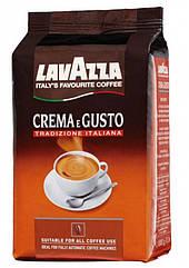 Кофе в зернах Lavazza Crema E Gusto Tradizione Italiana 1 кг. OriginalL