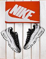 Мужские кроссовки Nike Air Max 95 топ реплика , фото 2