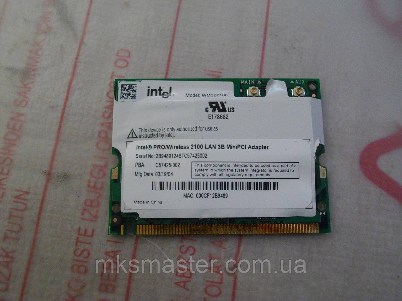 Плата WI-FI WM3B2100 Samsung X05