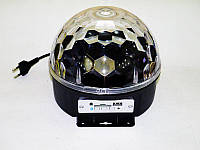 Диско шар Magic ball music Bluetooth (играет в такт музыке)