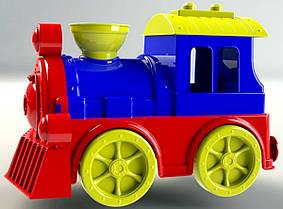 Потяг дитячий 0644 Юніка