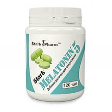 Мелатонин 5 мг Stark Pharm (для хорошого сна) - 120 капс