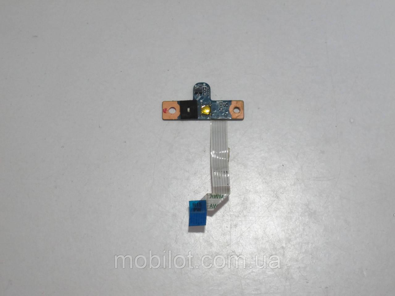 Кнопка включения HP G6-1106sr (NZ-5667)