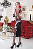 """Платье цветочное """"D&G"""", фото 2"""