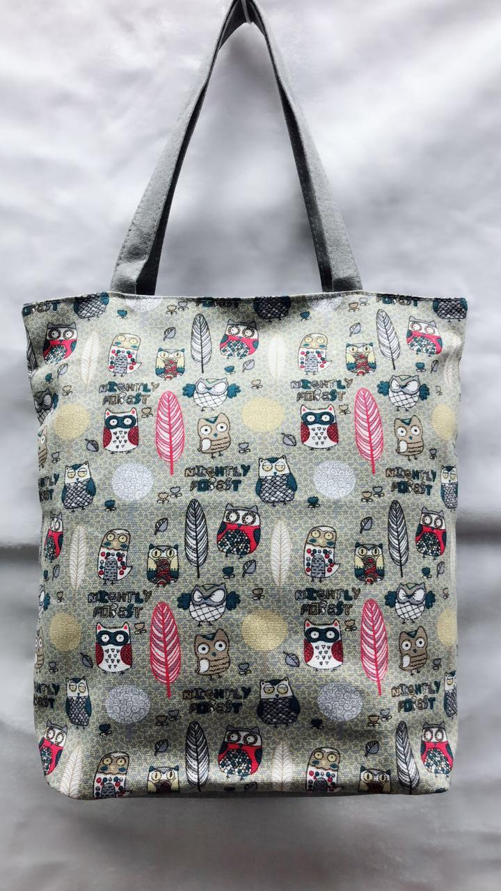 876ca55195b4 Пляжная сумка Совы представлен в магазине «BAGSTYLE»