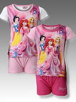 Пижама для девочек оптом Disney, 2-6 лет,  № 830-678