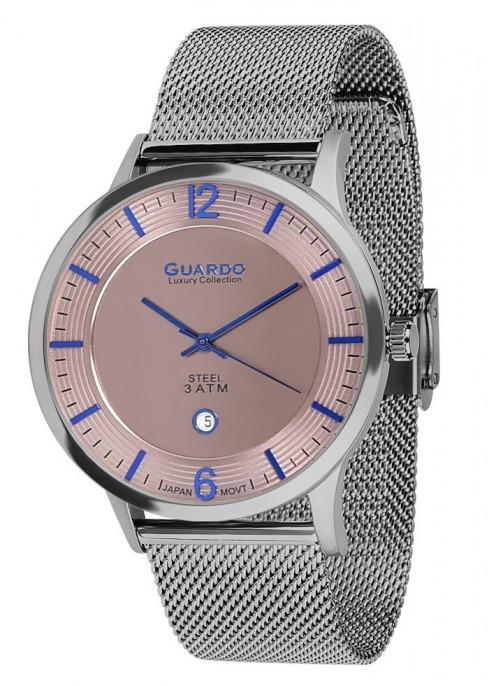 Мужские наручные часы Guardo S01254(m) GrGr
