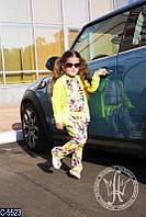 """Детская кофта на девочку (116;122;92;98)  """"Annet"""" - купить со оптом склада 2P/NS-2001"""