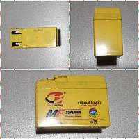 Аккумулятор 12В 2.3 Ач гелевый B-Cycle Battery YTR4A-BS 12V2.3Ah