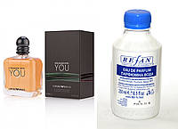 264, Наливная парфюмерия Refan    EMPORIO ARMANI STRONGER WITH YOU  /  GIORGIO  ARMANI, фото 1