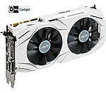 Видеокарта Asus GeForce GTX 1070 DUAL-GTX1070-8G, фото 3