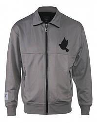 Олімпійка Galagowear wct jacket grey в розмірі M