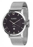 Мужские наручные часы Guardo S01254(m) SBl