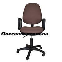 Кресло компьютерное COMFORT GTP LS-74 коричневое