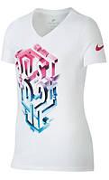 Теннисная футболка NIKE G NSW TEE JDI POP MEZZO