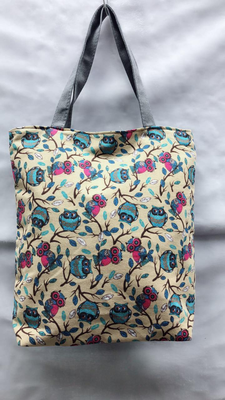 8e0eb9fac218 Пляжная сумка женская Совы представлен в магазине «BAGSTYLE»