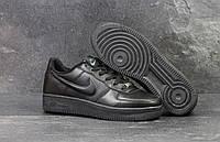 Кроссовки мужские черные Nike Air Force 4710