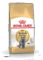 Сухой корм 10 кг для кошек породы британская короткошерстная Роял Канин / BRITISH SHORTHAIR ADULT Royal Canin