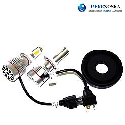 Светодиодные лампочки H4/ + LED 33W 12V