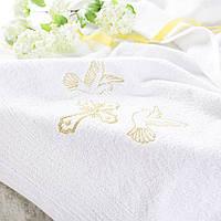 Крыжма для крещения 70*140 белая, фото 1