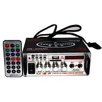 Портативный усилитель звука AMP SN-808 AC с динамиком, UKC