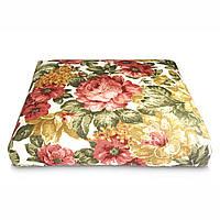 Подушка на кресло Кедр на Ливане серия Elit 55x45x9 см Цветы (1026)