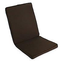 Матрас на кресло Кедр на Ливане 2155 серия Classic 100x45x5 см Коричневый (1010)