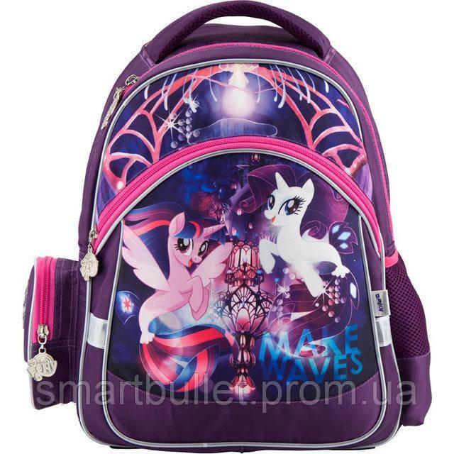 Рюкзак школьный ортопедический KITE My Little Pony LP18-521S