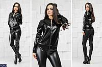 Куртка (42,44,46,48) —экокожа купить оптом и в розницу в о