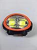 Налобный тактический фонарик с лазером BL-0520 CO, фото 2