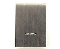 Портативный плеер DIY Zishan с поддержкой сменных усилителей для наушников. Асинхронный USB-ЦАП: AKM AK4490