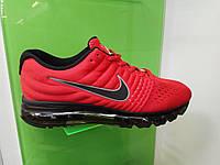 Мужские кроссовки Nike Air Max 2017 красный, фото 1